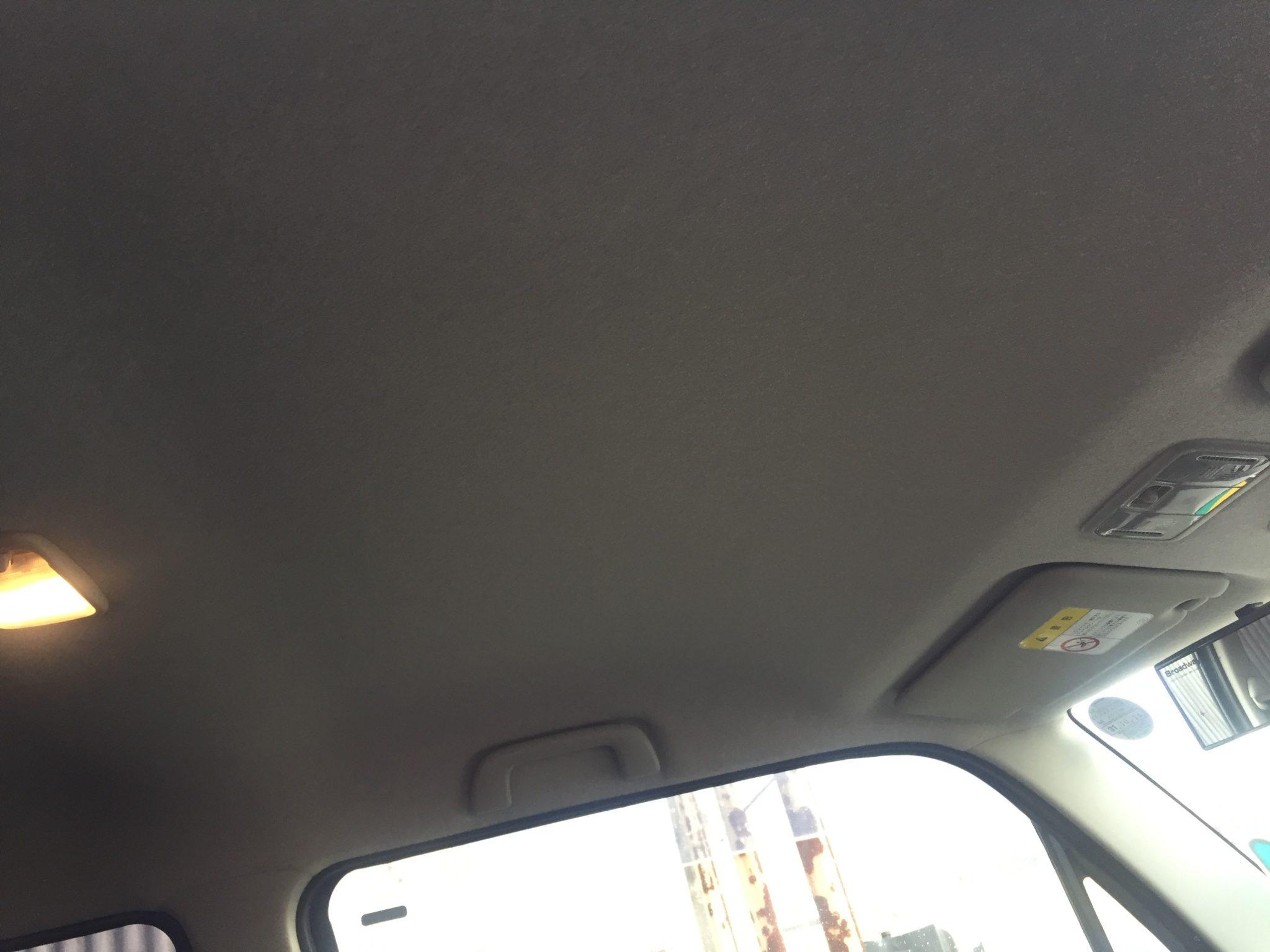 天井トリムの写真